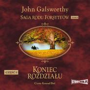 okładka Saga rodu Forsyte'ów. Tom 9, Audiobook | John Galsworthy