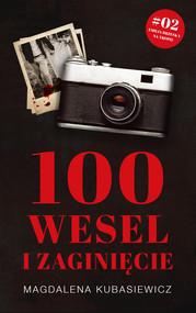 okładka 100 wesel i zaginięcie. , Ebook | Magdalena Kubasiewicz