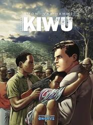 okładka Kiwu, Książka | Hamme Van, Simon