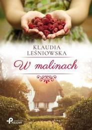 okładka W malinach, Książka | Leśniowska Klaudia