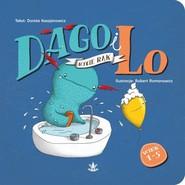 okładka Dago i Lo Mycie rąk Część 4, Książka | Dorota  Kassjanowicz