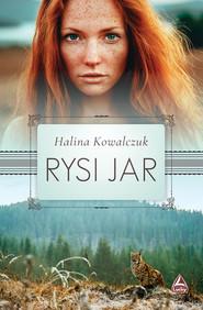 okładka Rysi jar, Książka | Halina Kowalczuk
