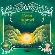 okładka Legendy polskie Kwiat paproci, Książka   Agnieszka Frączek