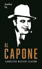 okładka Al Capone, Książka | Eig Jonathan