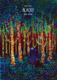 okładka Blacky Four of Us, Książka | Mateusz Skutnik