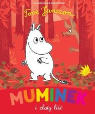 okładka Muminek i złoty liść, Książka | Tove Jansson, Richard Dungworth