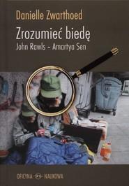 okładka Zrozumieć biedę John Rawls-Amartya Sen, Książka | Zwarthoed Danielle