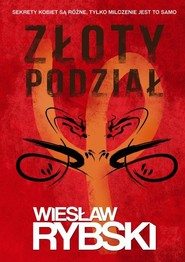 okładka Złoty podział, Książka | Rybski Wiesław
