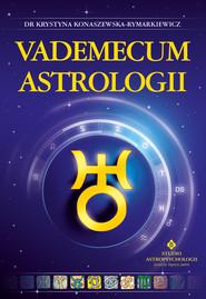 okładka Vademecum astrologii, Ebook | dr Krystyna Konaszewska - Rymarkiewicz