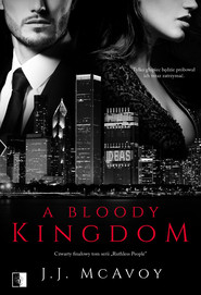 okładka A Bloody Kingdom. , Ebook | J. J.  McAvoy