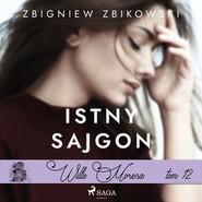 okładka Willa Morena 12: Istny sajgon, Audiobook | Zbikowski Zbigniew