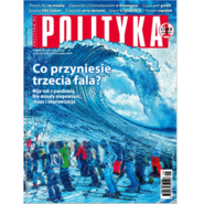 okładka AudioPolityka Nr 09 z 24 lutego 2021 roku, Audiobook   Polityka