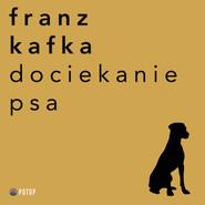 okładka Dociekanie psa, Audiobook | Franz Kafka
