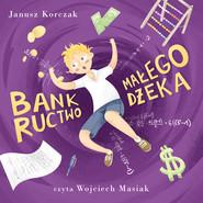 okładka Bankructwo małego Dżeka, Audiobook | Janusz Korczak