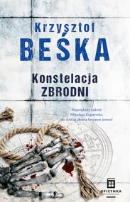 okładka Konstelacja zbrodni, Ebook   Krzysztof Beśka