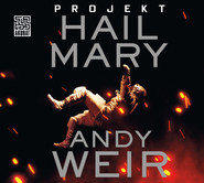 okładka Projekt Hail Mary, Audiobook | Andy  Weir