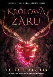 okładka Królowa Żaru, Ebook | Laura Sebastian