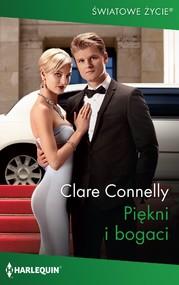 okładka Piękni i bogaci, Ebook | Clare Connelly