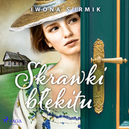 okładka Skrawki błękitu, Audiobook   Iwona Surmik