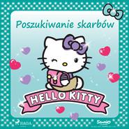 okładka Hello Kitty - Poszukiwanie skarbów, Audiobook | – Sanrio