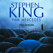okładka PAN MERCEDES, Audiobook | Stephen King