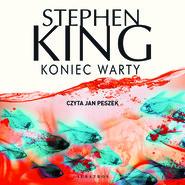 okładka KONIEC WARTY, Audiobook | Stephen King