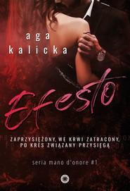 okładka Efesto. , Ebook | Aga  Kalicka