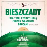 okładka Bieszczady, Audiobook | Adrian Markowski