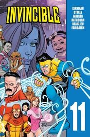 okładka Invincible Tom 11, Książka |