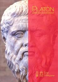 okładka Obrona Sokratesa Platon, Książka   Ryszard Legutko