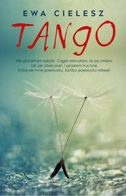 okładka Tango, Książka | Ewa Cielesz