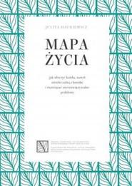 okładka Mapa życia, Książka | Hackiewicz Julita