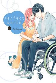 okładka Perfect World #11, Książka | Aruga Rie