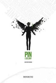 okładka Pin i zielony, Książka   Jakub Iwo  Godawa