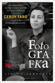 okładka Fotografka, Ebook | Janeczek Helena