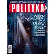 okładka AudioPolityka Nr 10 z 03 marca 2021 roku, Audiobook   Polityka