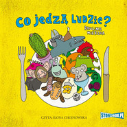 okładka Co jedzą ludzie?, Audiobook | Paulina Wierzba