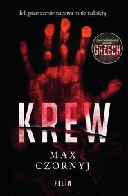 okładka Krew, Ebook | Max Czornyj