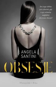 okładka Obsesje, Ebook | Santini Angela