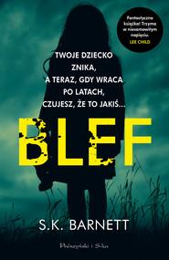 okładka Blef, Ebook | Barnett S.K