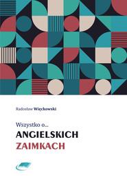 okładka Wszystko o angielskich zaimkach, Ebook   Radosław Więckowski