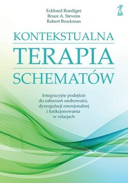 okładka Kontekstualna terapia schematów, Książka | Eckhard Roediger, A. Stevens Bruce, R. Brockman