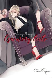 okładka Czerwony teatr, Książka | Chise Ogawa