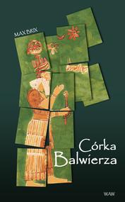 okładka Córka balwierza, Książka | Brix Max