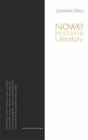 okładka Nowe Historie Literatury, Ebook | Joanna  Maj