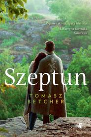 okładka Szeptun, Książka   Betcher Tomasz