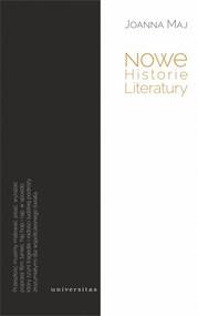 okładka Nowe Historie Literatury, Książka | Joanna  Maj