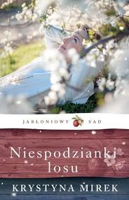 okładka Niespodzianki losu, Książka | Krystyna Mirek