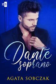 okładka Dante Soprano, Książka | Sobczak Agata