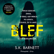 okładka Blef, Audiobook | S.K. Barnett